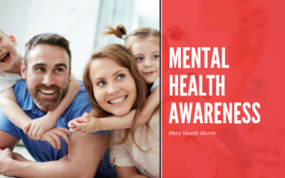 MENtal Health Awareness | Men's Health Month