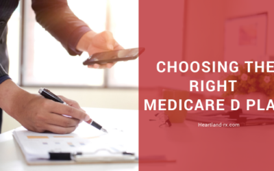 Choosing the Right Medicare D Plan