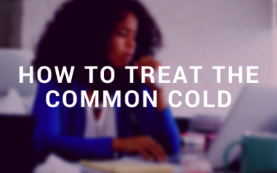 Hold To Treat The Common Cold
