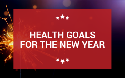Health Goals for The New Year